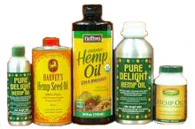 Hemp Seed Oil | Omega Rich for Improved Health and Vitality