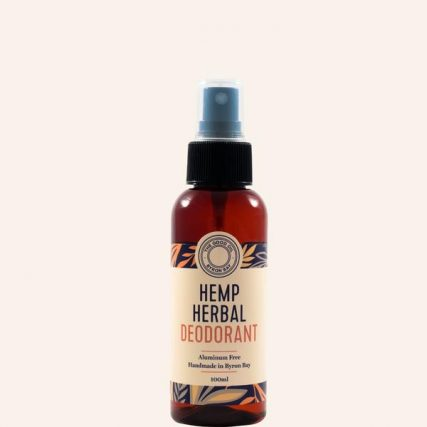 The Good Oil - Hemp Deodorant (Aluminium Free) 100ml