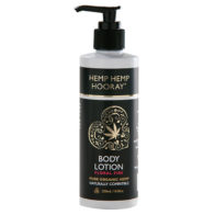 hemp hemp hooray body lotion