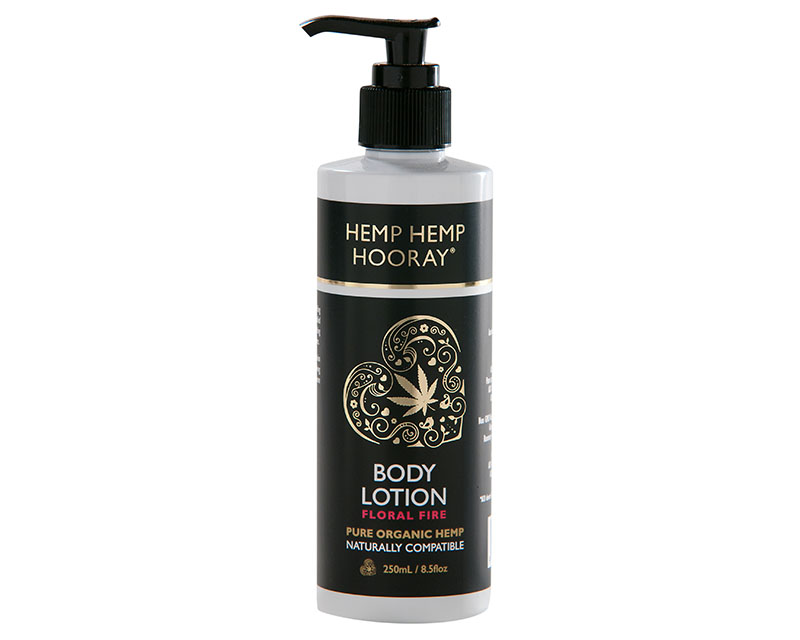 hemp hemp hooray body lotion