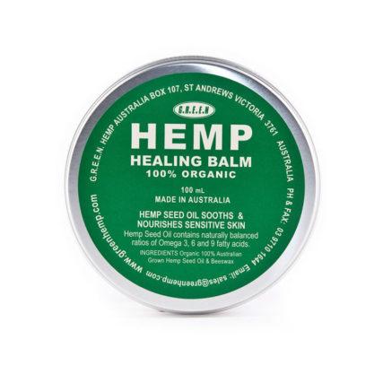 GREEN Hemp - Hemp Healing Balm 100ml