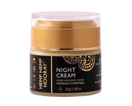 hemp hemp hooray night cream