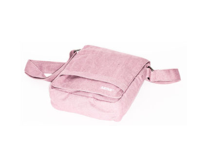 sativa hemp bag emmys traveller pink
