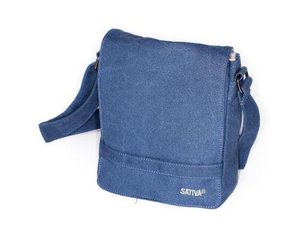 sativa hemp bag emmys traveller steelblue
