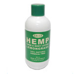 Green Hemp Hand Lotion - Lemongrass