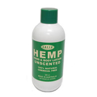 Green Hemp Handlotion - Unscented