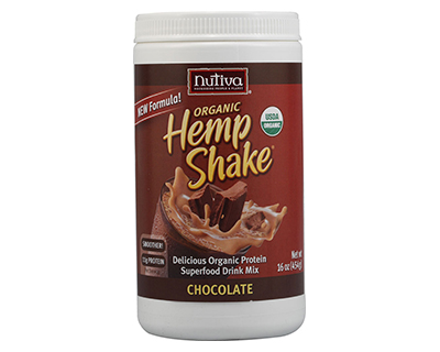 Nutiva Hemp Protein Powder - Chocolate