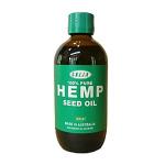 green hemp australian hemp seed oil 200ml