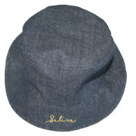 Hemp Bucket Hat - Denim