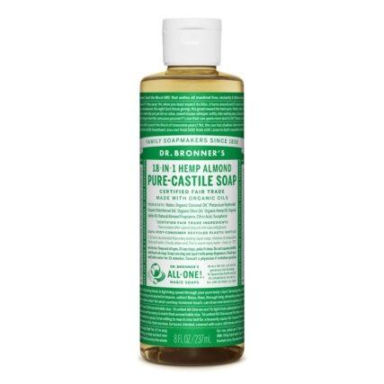 Dr Bronner's - Almond Pure Castile Soap 946ml