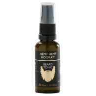 hemp hemp hooray beard tonic
