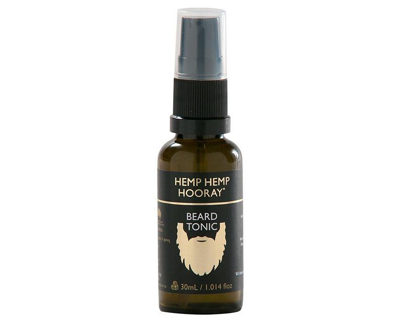 hemp hemp hooray beard tonic