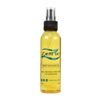 The Good Oil - Zone Massage Oil