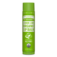 Dr Bronner's - Lemon Lime Organic Lip Balm