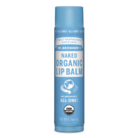 Dr Bronner's - Organic Lip Balm Unscented