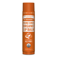 Dr Bronner's - Orange Ginger Organic Lip Balm