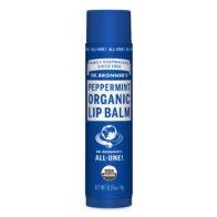 Dr Bronner's - Peppermint Organic Lip Balm