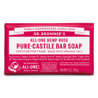 Dr Bronner's - Citrus Pure Castile Bar Soap