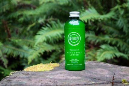 Green Hemp - Hand and Body Lotion Unscented