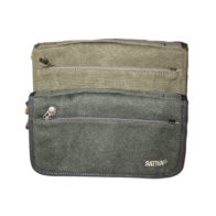 Sativa - Hemp Document Wallet Khaki
