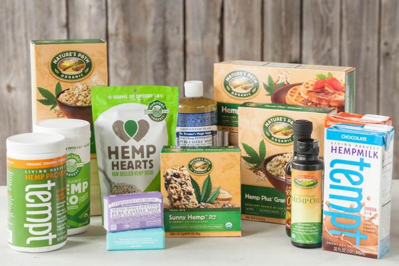 hemp-seed-foods