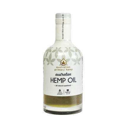 Australian Primary Hemp - Hemp Seed Oil 350ml