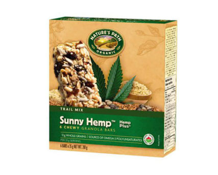 Nature's Path Hemp Granola Bars