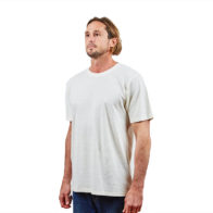 Hemp Clothing Australia - Men's T-Shirt Natural