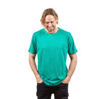 Hemp Clothing Australia - Men's T-Shirt Shady Glade