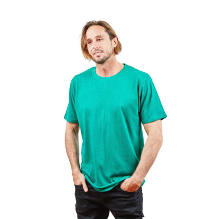 Hemp Clothing Australia - Men's T-Shirt Shady Glade
