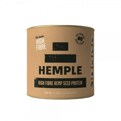 Hemple - High Fibre Hemp Seed Protein 500g