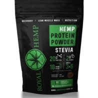 Royal Hemp - Hemp Protein Vanilla 500g