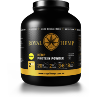 Royal Hemp - Hemp Protein Banana 1kg