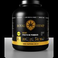 Royal Hemp - Hemp Protein Banana 1kg