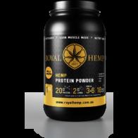 Royal Hemp - Hemp Protein Vanilla Cinnamon 1kg
