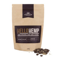 Hello Hemp - Hemp Coffee Espresso Blend