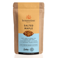 2 Die 4 Live Foods - Hemptations Salted Maple 80g