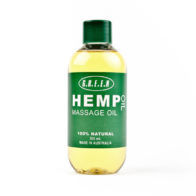 GREEN Hemp - Hemp Massage Oil