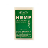 GREEN Hemp - Hemp Soap Bar Lemongrass