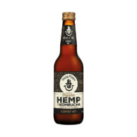 Happy Hippie - Hemp Kombucha Coffee Hit