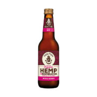 Happy Hippie - Hemp Kombucha Mixed Berry