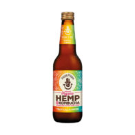 Happy Hippie - Hemp Kombucha Tropical Sunrise
