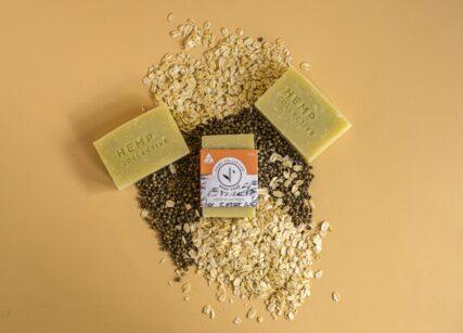 hemp store hemp collective hemp and oatmeal soap