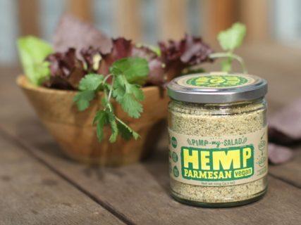 Pimp My Salad - Hemp Parmesan