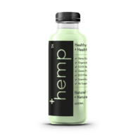Plus Hemp - Hemp Water