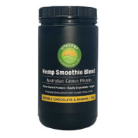 Vita Hemp - Hemp Smoothie Blend 750g (Double Choc & Banana)