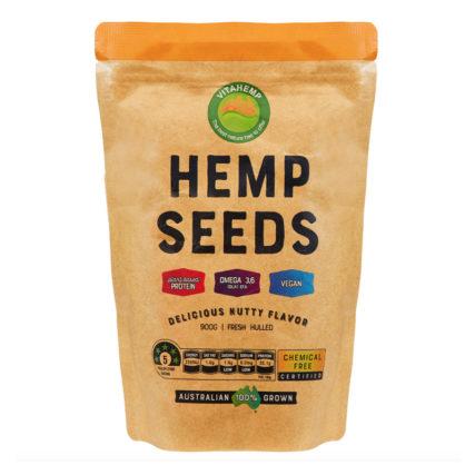 Vita Hemp - Hemp Seeds 900g