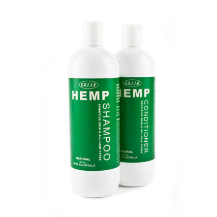 GREEN Hemp - Shampoo & Conditioner 250ml Bundle