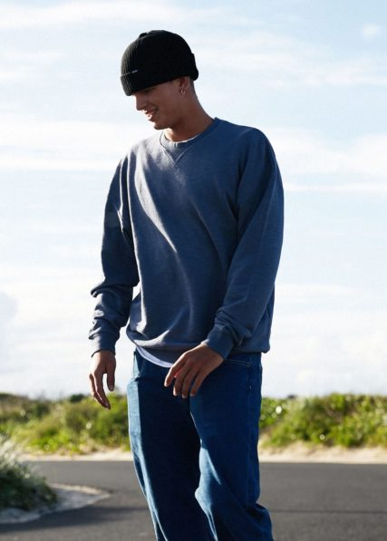 Afends - Hemp Relaxed Crew Neck
