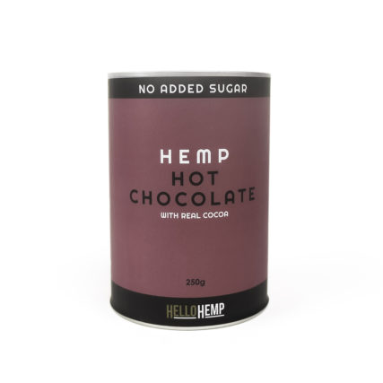 Hello Hemp - Hemp Hot Chocolate